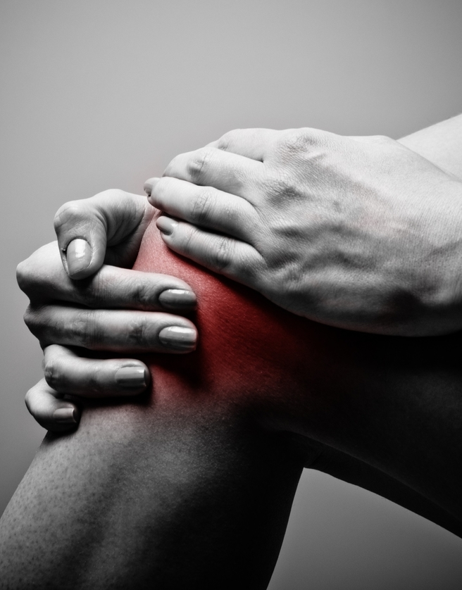 Condropatía. Dolor de rodilla