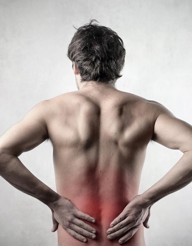 Ejercicio físico y dolor de espalda